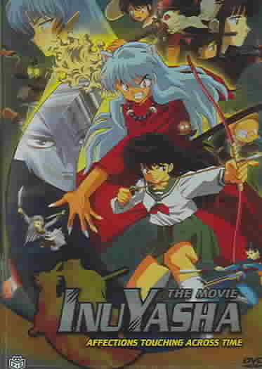 INUYASHA THE MOVIE 1:AFFECTATIONS TOU BY INUYASHA (DVD)
