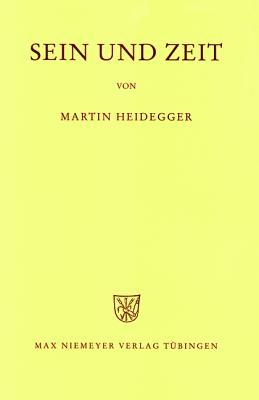 Sein Und Zeit By Heidegger, Martin